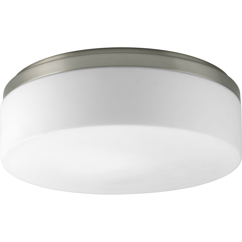 """Progress Lighting P3911 Maier 14"""" Two-Light Ceiling Fixture with"""