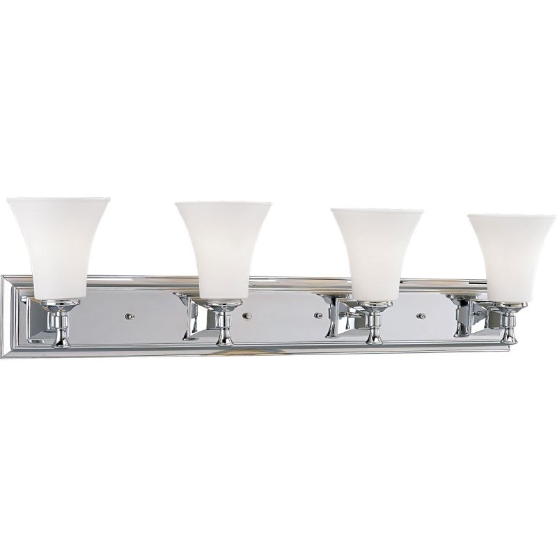 Progress Lighting P3134 Fairfield Four-Light Bathroom Fixture with Sale $295.80 ITEM: bci355644 ID#:P3134-15 UPC: 785247117048 :