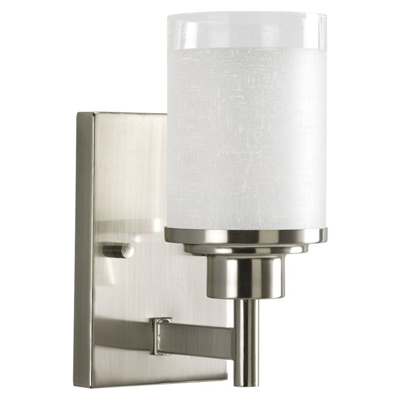 Progress Lighting P2959 Alexa 1 Light Bathroom Wall Sconce with