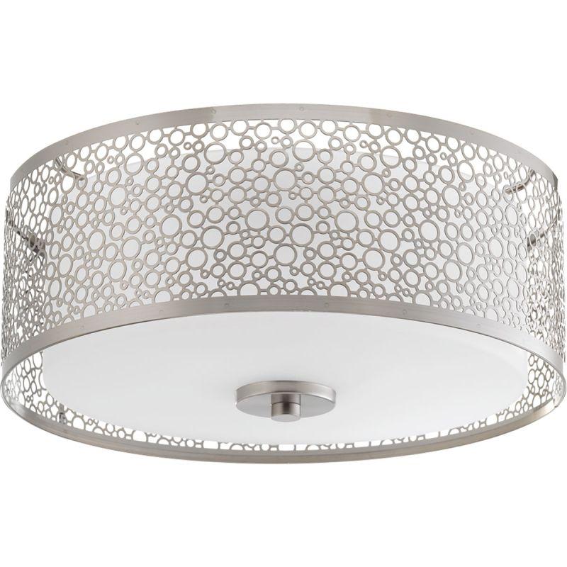 """Progress Lighting P2319-LED Mingle LED Single Light 14"""" LED Flush Sale $160.00 ITEM: bci2950742 ID#:P2319-0930K9 UPC: 785247202300 :"""