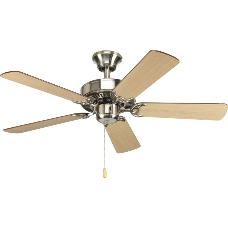 "Progress Lighting Builder 42 Builder 42"" 5 Blade Ceiling Fan - Blades"