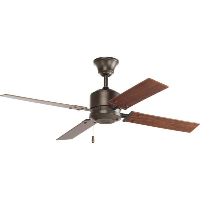 "Progress Lighting North Park North Park 52"" 4 Blade Ceiling Fan -"