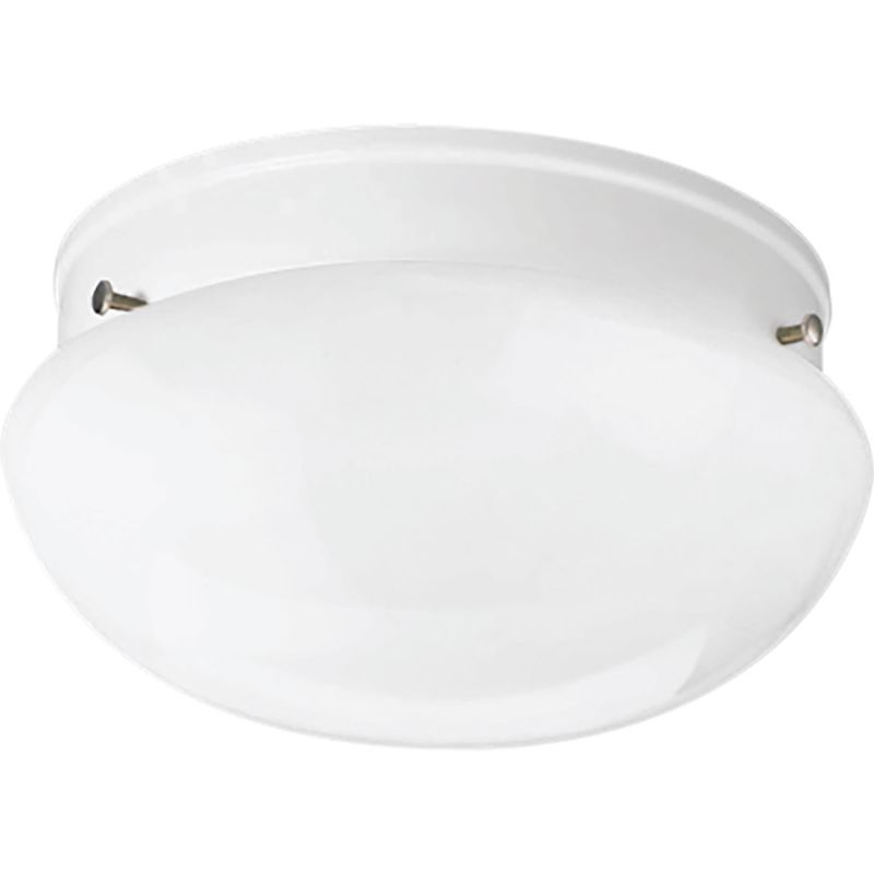 "Progress Lighting P3408-LED Fitter 1 Light 8"" Wide Energy Star"