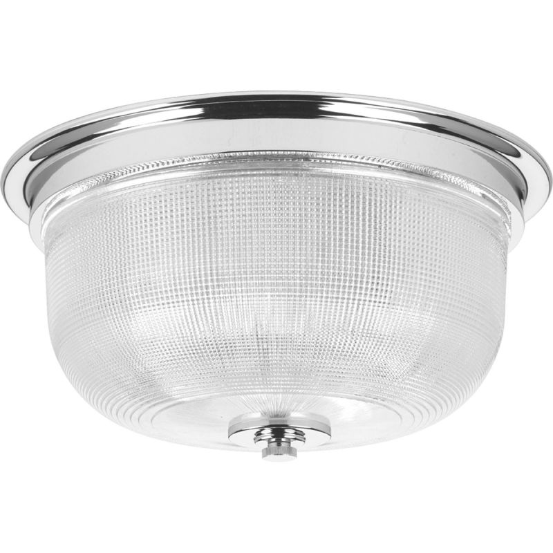 Progress Lighting P3740-15 Chrome Industrial Archie Ceiling Light