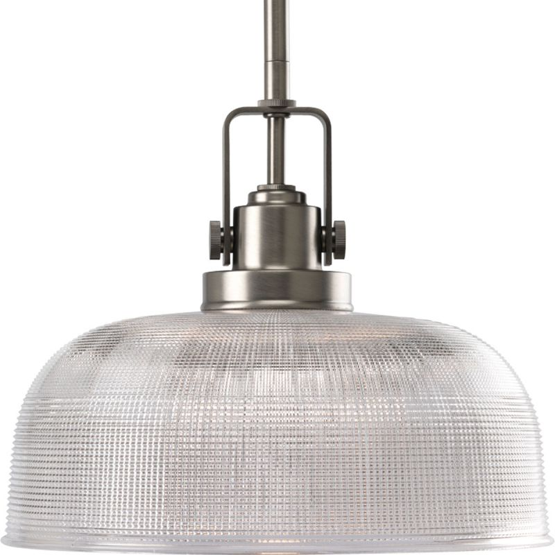Progress Lighting P5026-81 Antique Nickel Industrial Archie Pendant