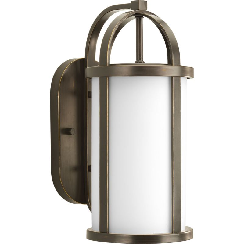 "Progress Lighting P5719 Greetings 1 Light 17"" Tall Outdoor Wall Sconce Sale $180.30 ITEM: bci1886371 ID#:P5719-20 UPC: 785247167708 :"