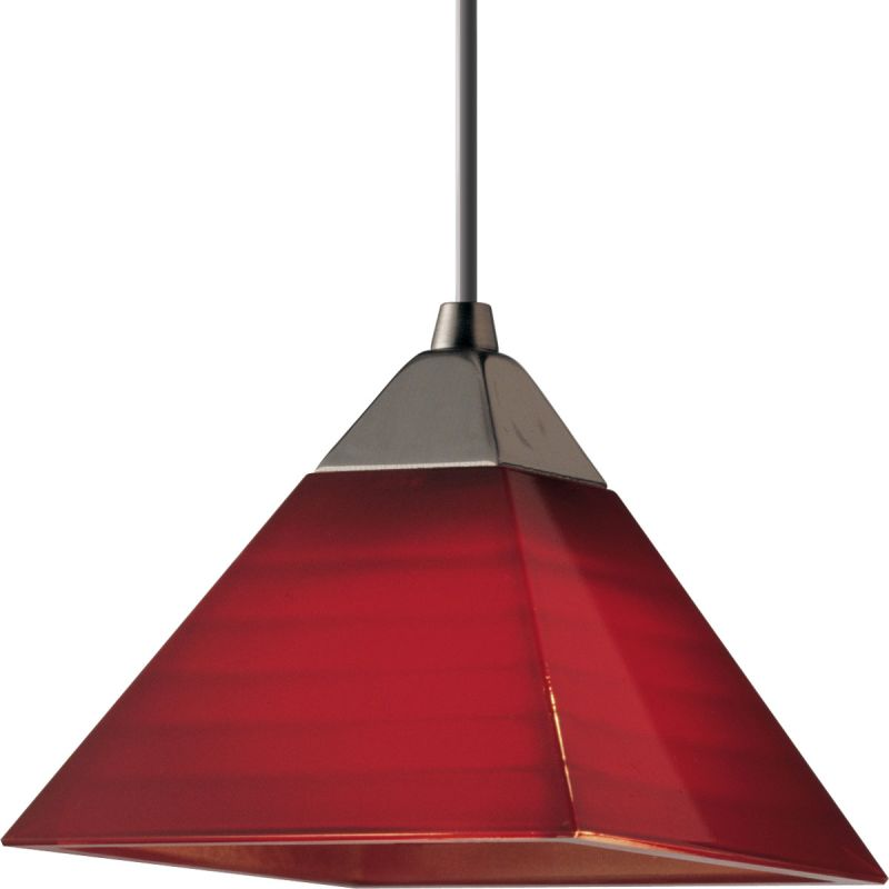 Progress Lighting P6139-R Illuma-Flex Mini Pendant with Red Stepped Sale $174.25 ITEM: bci2713015 ID#:P6139-09R UPC: 785247127344 :