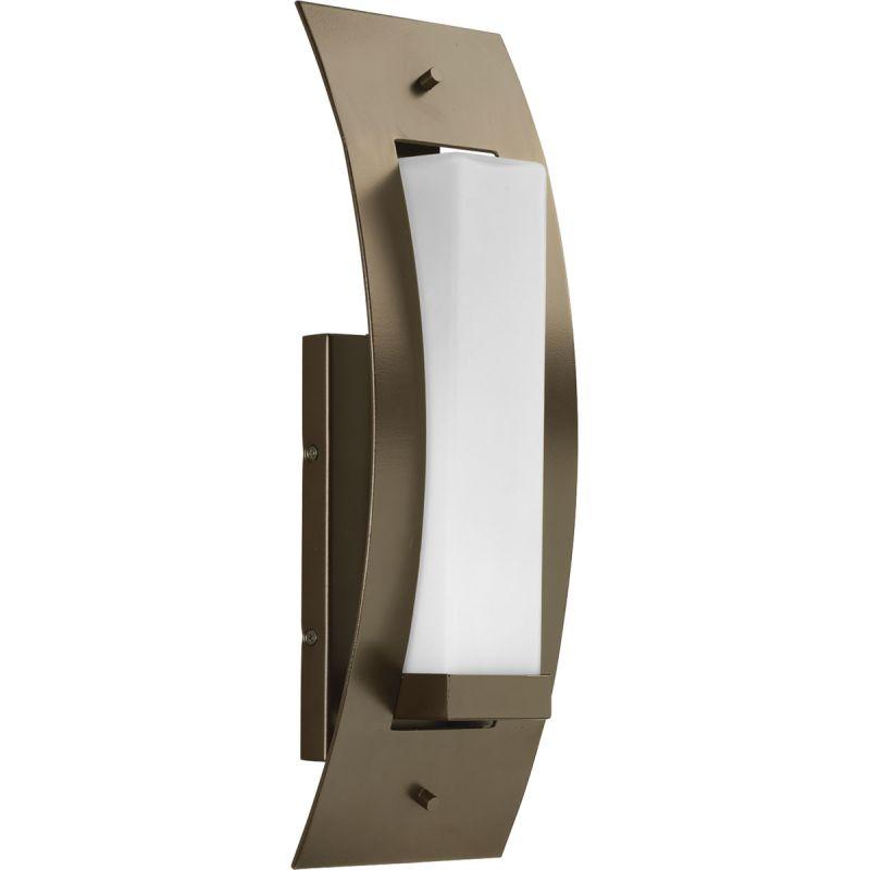 """Progress Lighting P6603 Peek-A-Boo 1 Light 17"""" Tall Outdoor Wall Sale $180.30 ITEM: bci1886421 ID#:P6603-20 UPC: 785247168231 :"""