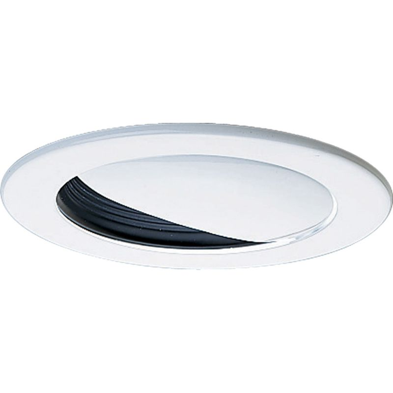 "Progress Lighting P8047 4"" Wall Wash Trim for PAR16 PAR20 or R20"