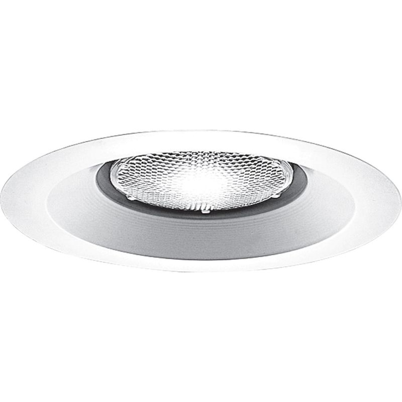 "Progress Lighting P8072 6"" Open Trim for PAR30 BR30 or A19 Lamps"