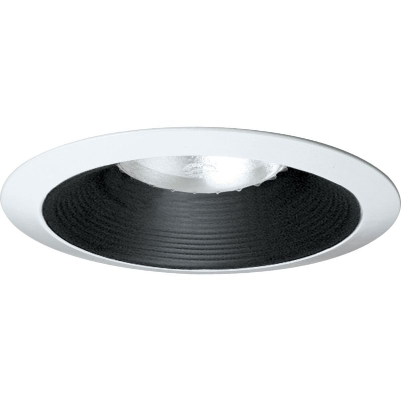 "Progress Lighting P8075 6"" Long Neck Baffle Trim for PAR30L BR30 or Sale $20.25 ITEM: bci359124 ID#:P8075-31 UPC: 785247807529 :"