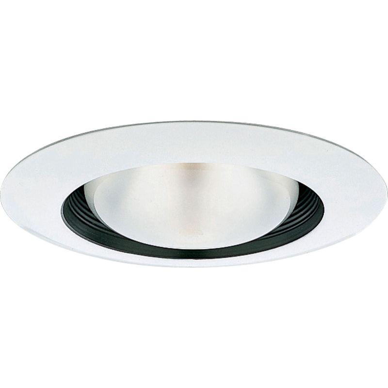 """Progress Lighting P8082 6"""" Step Baffle Trim for PAR38 or BR30 Lamps"""