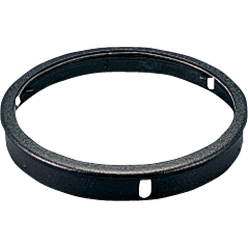 "Progress Lighting P8799 Top Cover Lens for 5"" Cylinder Fixtures Black"