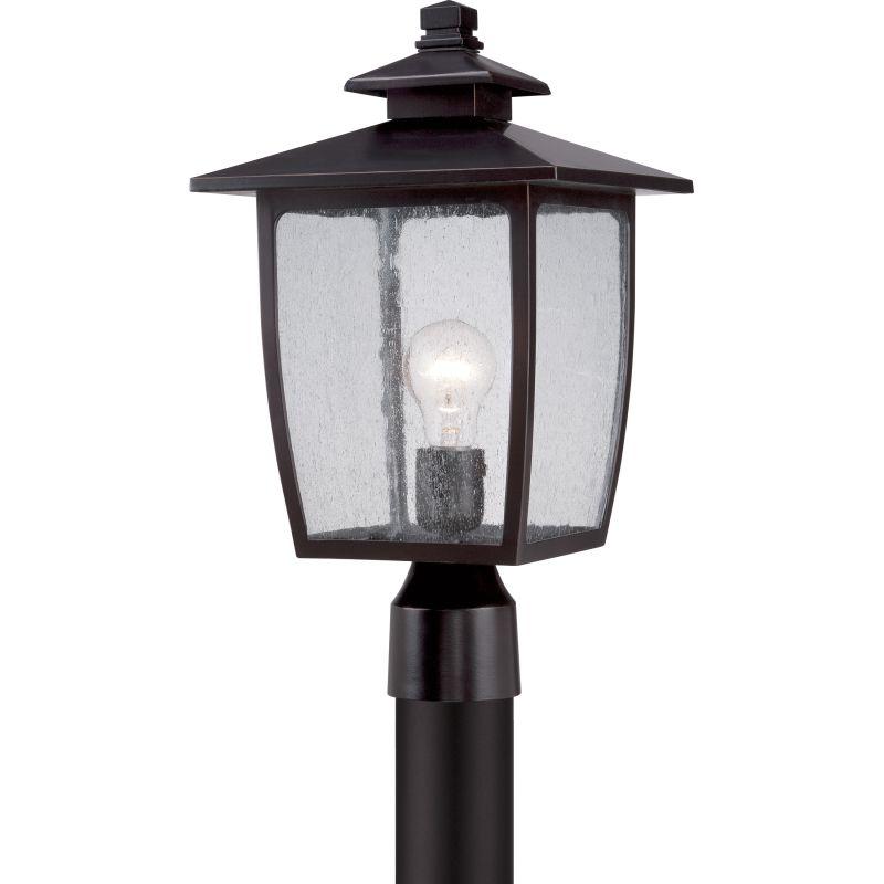 Quoizel BRY9009FL Bradley 1 Light Title 24 Compliant Outdoor Post