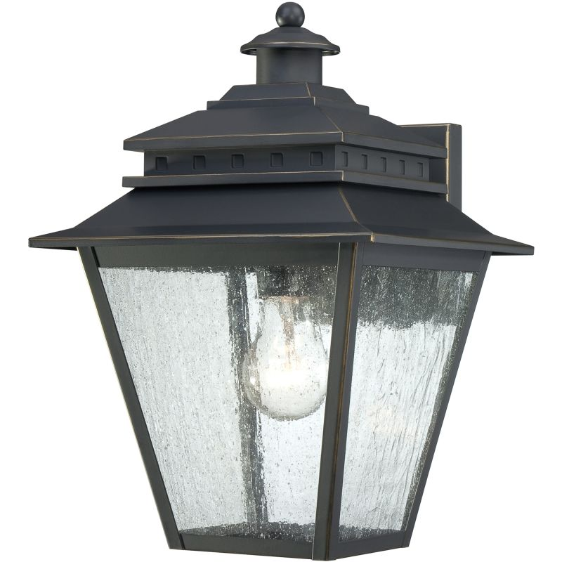 Quoizel CAN8409FL Carson 1 Light Title 24 Compliant Outdoor Wall