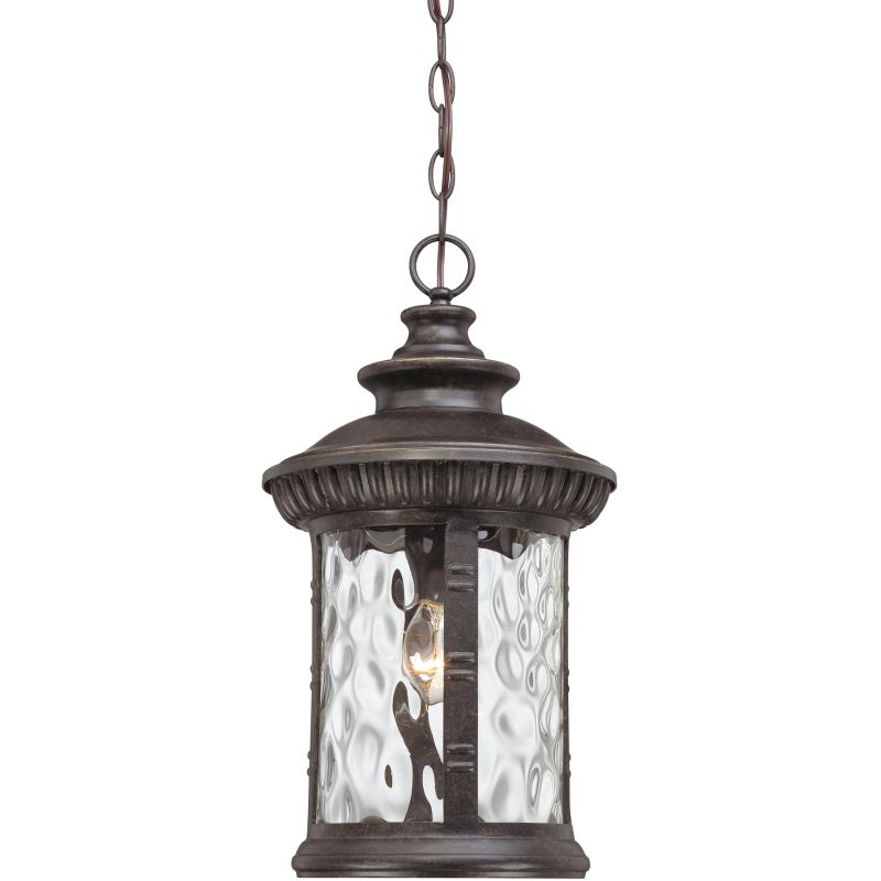 Quoizel CHI1911FL Chimera 1 Light Title 24 Compliant Outdoor Pendant