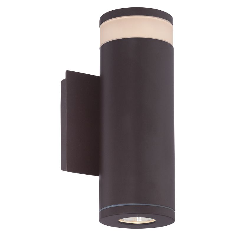 Quoizel COE8305 Cole 1 Light LED Outdoor Wall Sconce Western Bronze