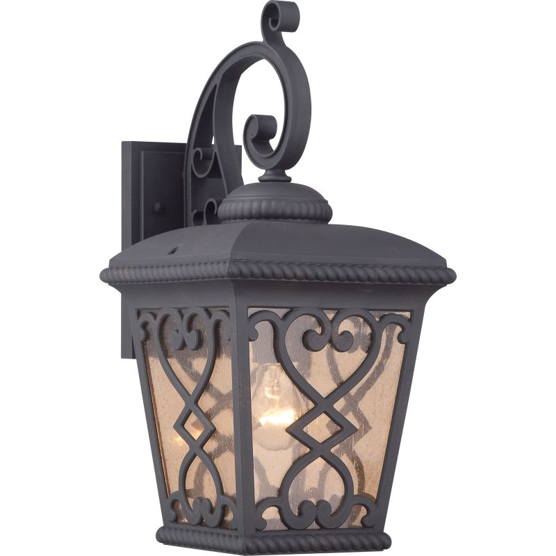 Quoizel FQ8409FL Fort Quinn 1 Light Title 24 Compliant Outdoor Wall