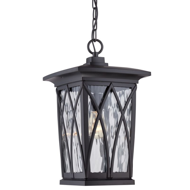 Quoizel GVR1910FL Grover 1 Light Title 24 Compliant Outdoor Pendant