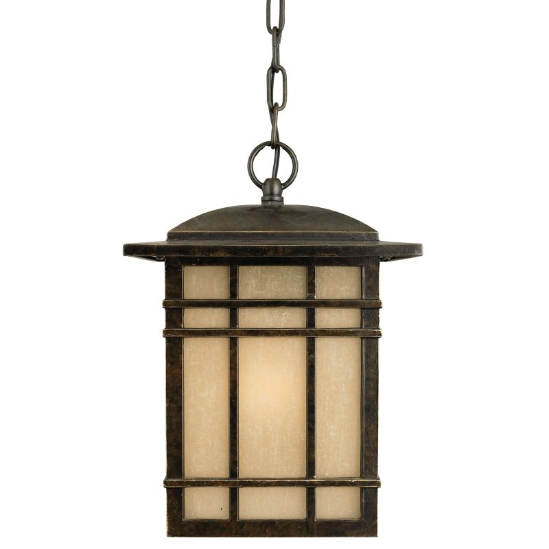 Quoizel HC1909FL Hillcrest 1 Light Outdoor Pendant Imperial Bronze