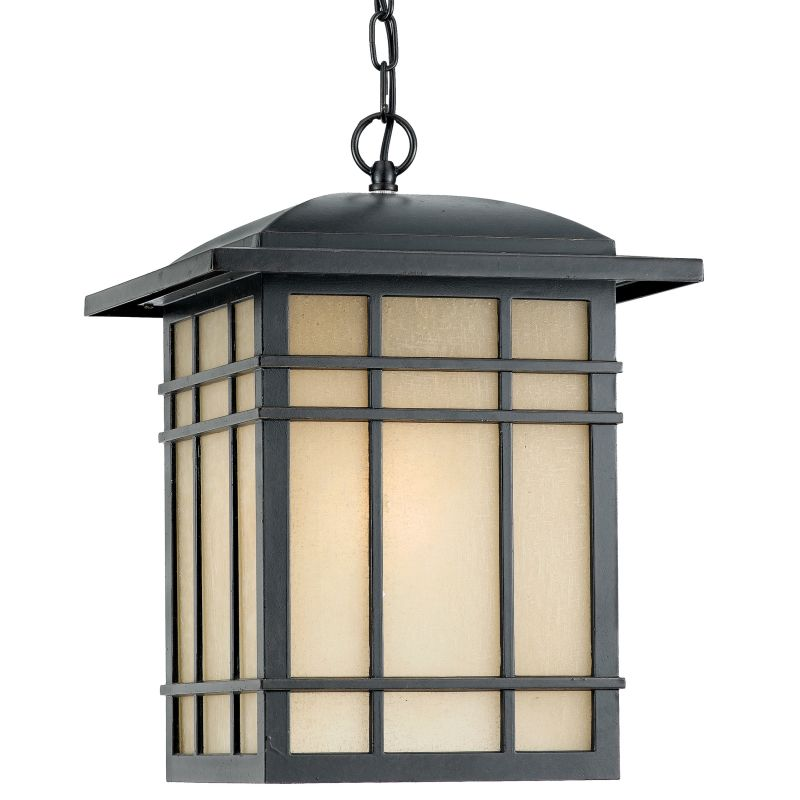 "Quoizel HC1913 Hillcrest 1 Light 13"" Wide Outdoor Pendant Lantern with"