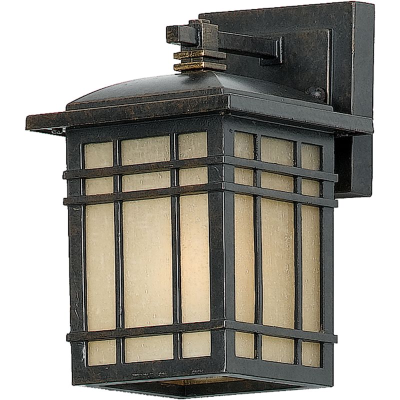 "Quoizel HC8406FL Hillcrest 1 Light 9"" Tall CFL Outdoor Wall Sconce"
