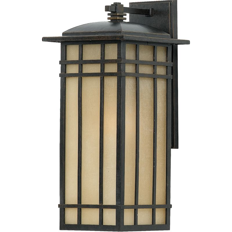 "Quoizel HCE8409FL Hillcrest 1 Light 20"" Tall CFL Outdoor Wall Sconce"