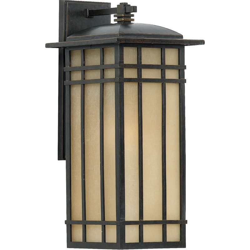 Quoizel HCE8509FL Hillcrest 1 Light Title 24 Compliant Outdoor Wall