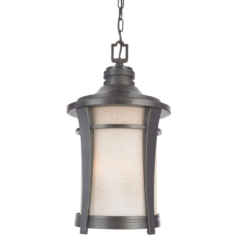 "Quoizel HY1911 Harmony 3 Light 11"" Wide Outdoor Pendant Lantern with"