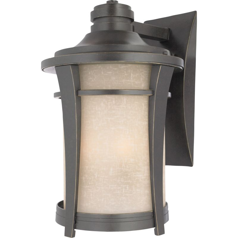 "Quoizel HY8411 Harmony 3 Light 18"" Tall Outdoor Wall Sconce with Cream"