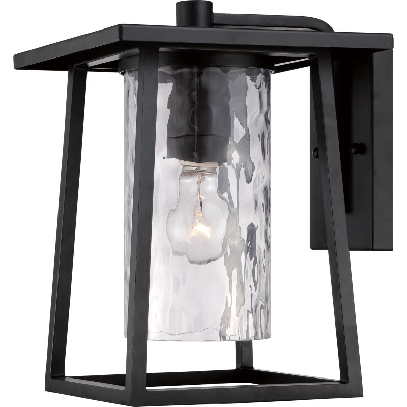 "Quoizel LDG8409 Lodge 1 Light 13"" Tall Outdoor Wall Sconce with"