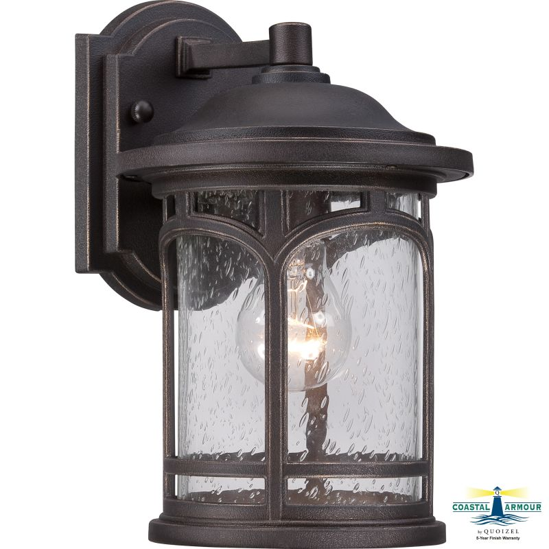 "Quoizel MBH8407 Marblehead Outdoor 1 Light 11"" Tall Outdoor Wall"