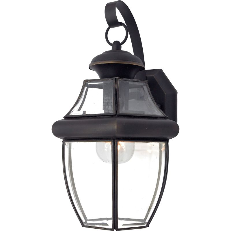 Quoizel NY8316FL Newbury 1 Light Title 24 Compliant Outdoor Wall