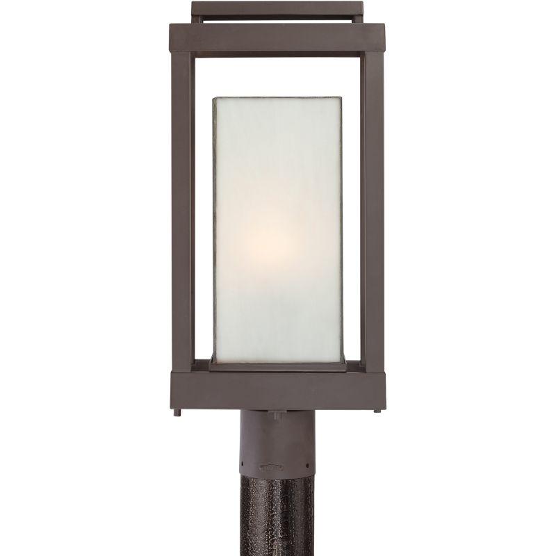 Quoizel PWL9009FL Powell 1 Light Title 24 Compliant Outdoor Post Light