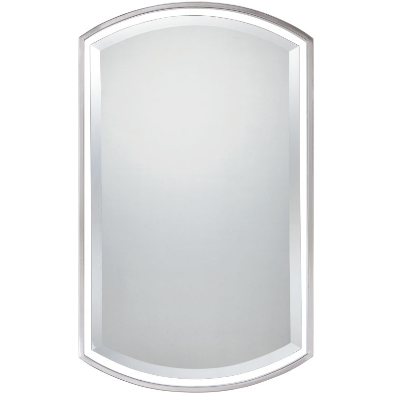 "Quoizel QR1419 Reflections 35"" x 21"" Rectangular Decorative Mirror"