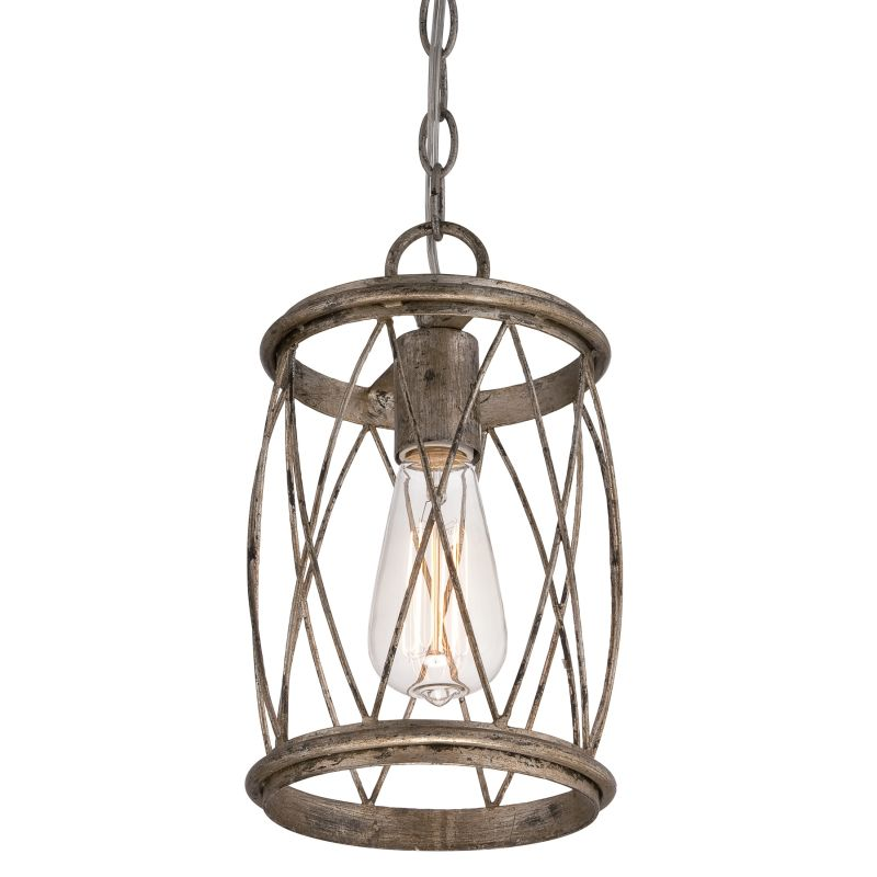 Quoizel RDY1506 Dury 1 Light Mini Pendant with Vintage Edison Bulb Sale $169.99 ITEM: bci2302153 ID#:RDY1506CS UPC: 611728203392 :