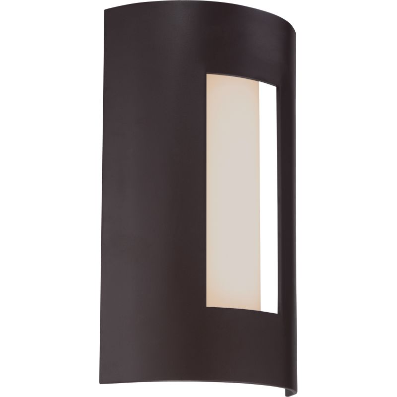 Quoizel RYD8408 Ryland 1 Light LED Outdoor Wall Sconce Western Bronze