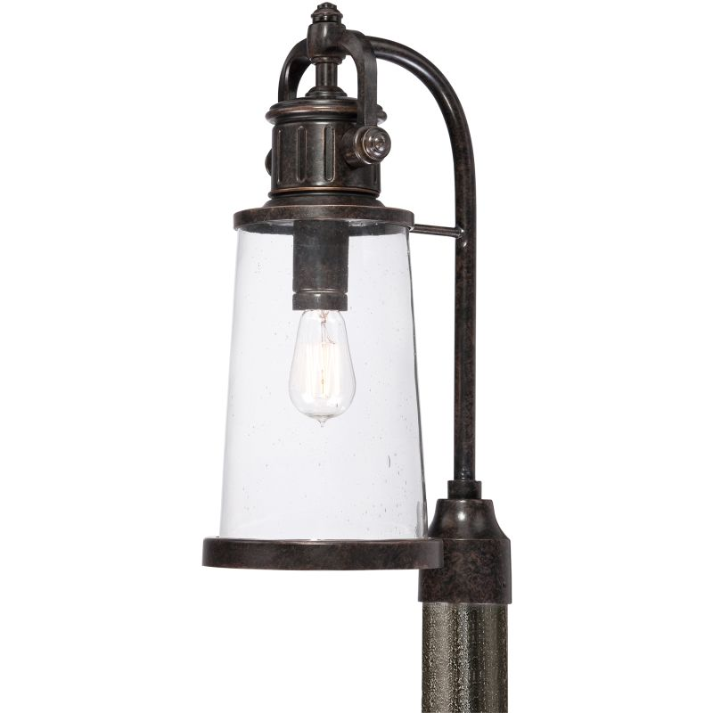 Quoizel SDN9008IB Imperial Bronze Industrial Steadman Post Light