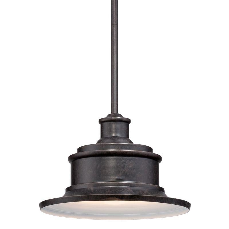 Quoizel SFD1911FL Seaford 1 Light Title 24 Compliant Outdoor Pendant