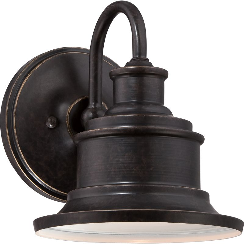 Quoizel SFD8407FL Seaford 1 Light Title 24 Compliant Outdoor Wall