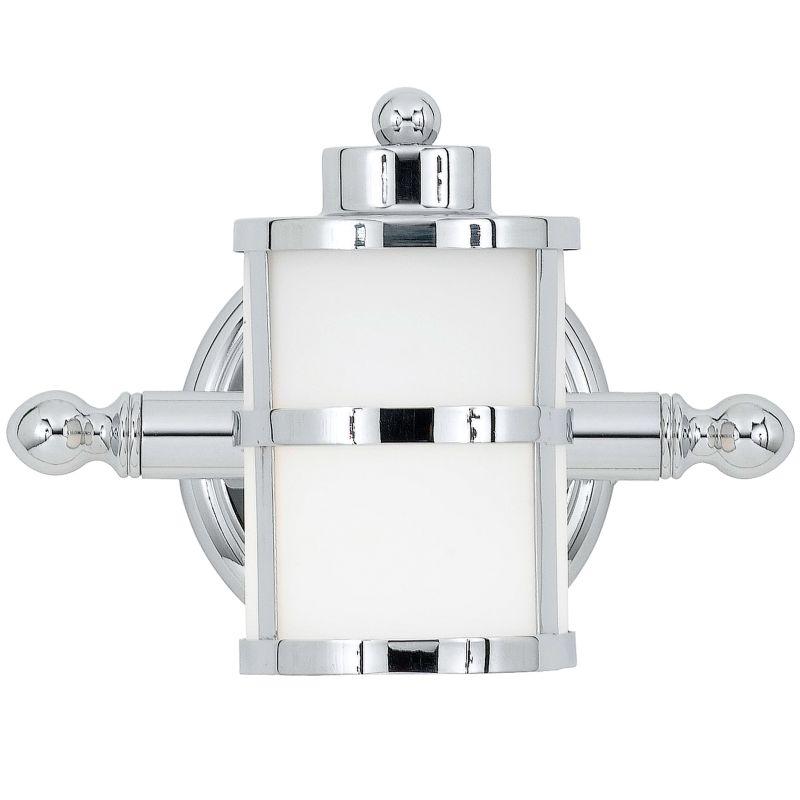 Quoizel TB8601C Chrome Contemporary Tranquil Bay Bathroom Light