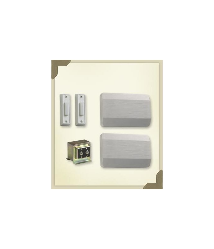 Quorum International 102-2 Two Story / Front and Side Door Chime Kit