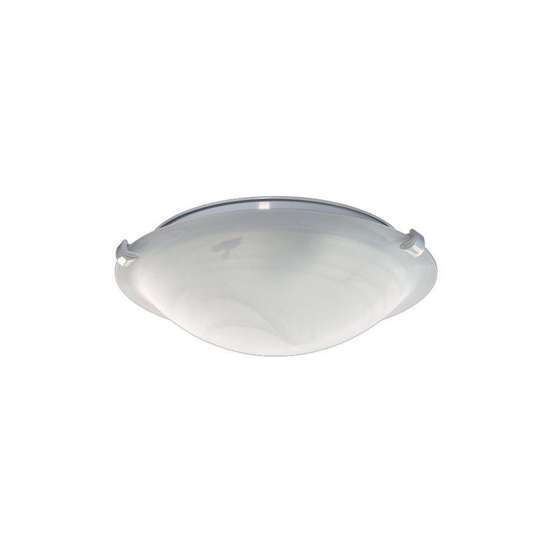 Quorum International 1129 2 Light Bowl Semi-Flush Fan Light Kit White Sale $86.50 ITEM: bci1349868 ID#:1129-806 :