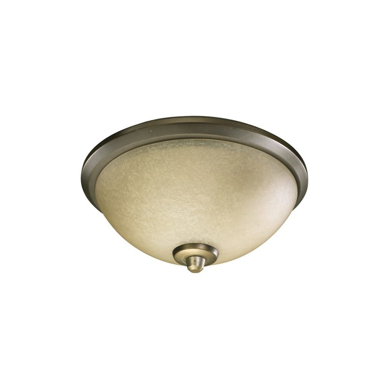 Quorum International 2389 Three Light Flush Mount Ceiling Fixture from Sale $92.00 ITEM: bci1349921 ID#:2389-9122 :