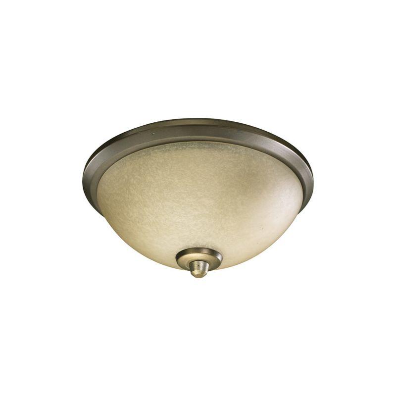 Quorum International 2389 Three Light Flush Mount Ceiling Fixture from Sale $92.00 ITEM: bci1349921 ID#:2389-9122 :