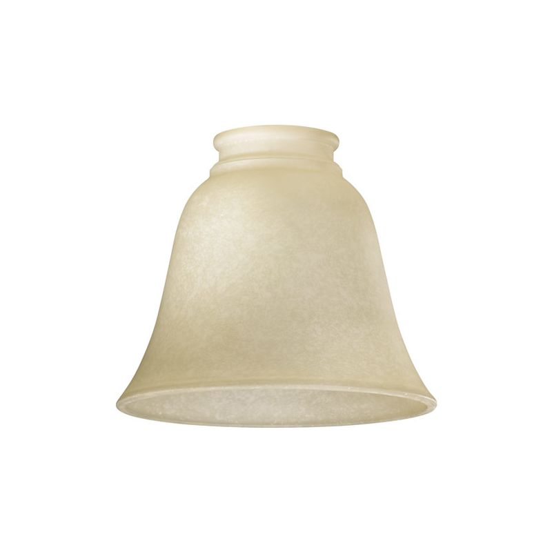 "Quorum International 2840 2.25"" Amber Scavo Glass Shade Amber Scavo"