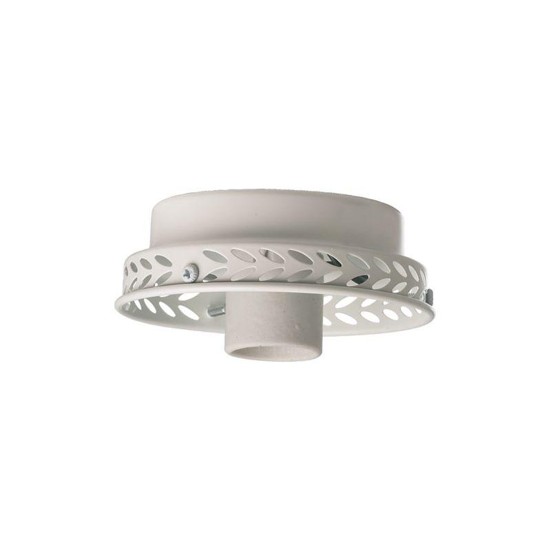 Quorum International 4102 Single Light Fan Light Fixture Kit Studio