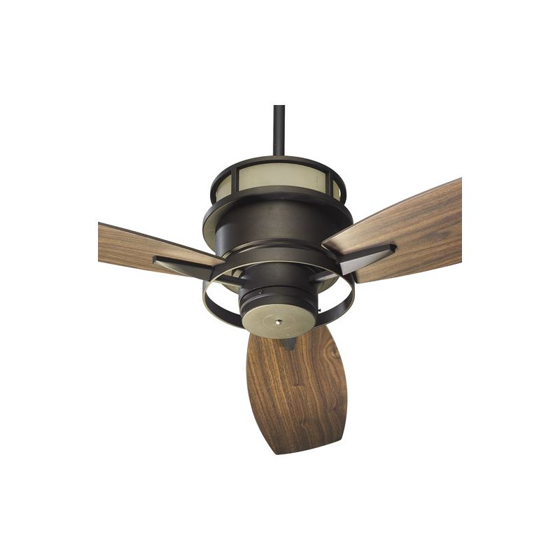 Quorum International 54543 Three Blade Up Lighting Indoor Ceiling Fan