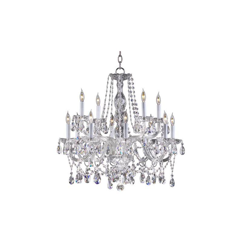 Quorum International 630-12 Bohemian Katerina 12 Light 2 Tier Sale $1158.00 ITEM: bci1350037 ID#:630-12-514 :