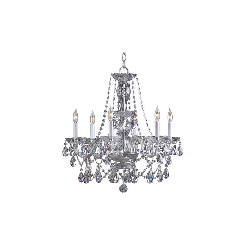 Quorum International 630-6 Bohemian Katerina 6 Light 1 Tier Chandelier Sale $718.00 ITEM: bci1350042 ID#:630-6-514 :